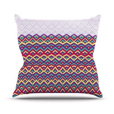 Horizons Outdoor Throw Pillow