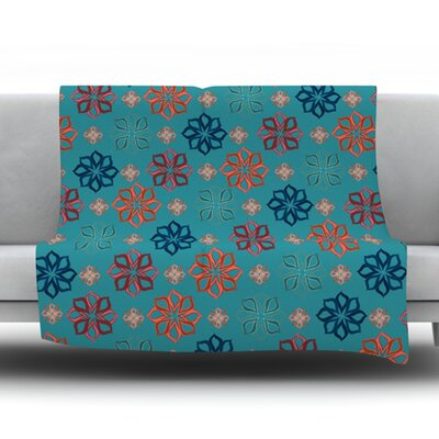 Mini by Jolene Heckman Fleece Blanket Size: 40 L x 30 W