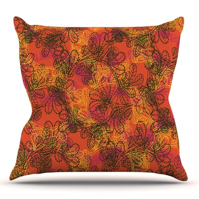 Jaipur by Patternmuse 16 Throw Pillow