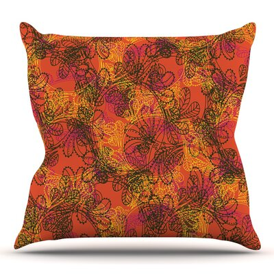 Jaipur by Patternmuse 18 Throw Pillow