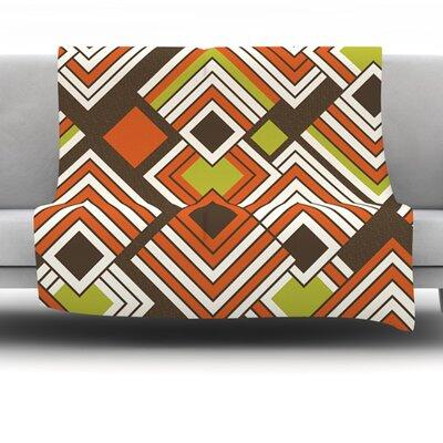 Luca by Jacqueline Milton 90 Fleece Blanket