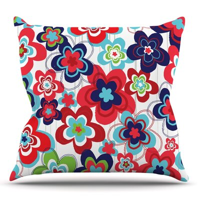 A Cheerful Morning by Jolene Heckman Throw Pillow Size: 18 H x 18 W