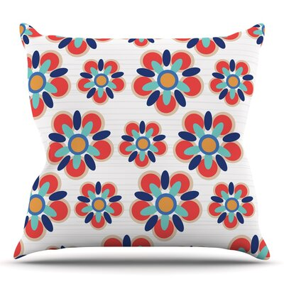 Folksy by Jolene Heckman 16 Throw Pillow