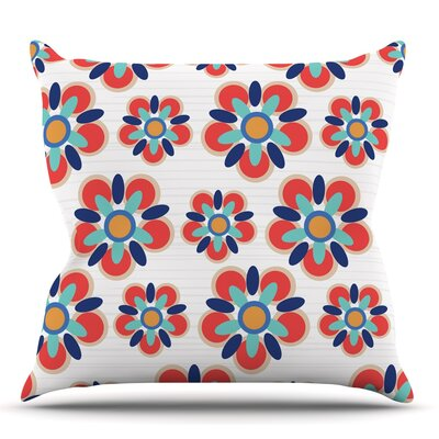 Folksy by Jolene Heckman 26 Throw Pillow