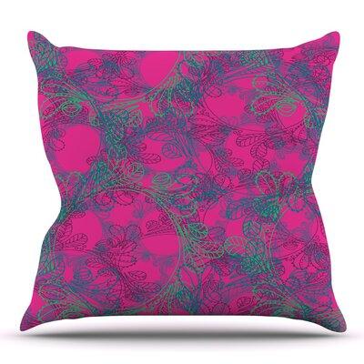 Jaipur by Patternmuse 16 Throw Pillow