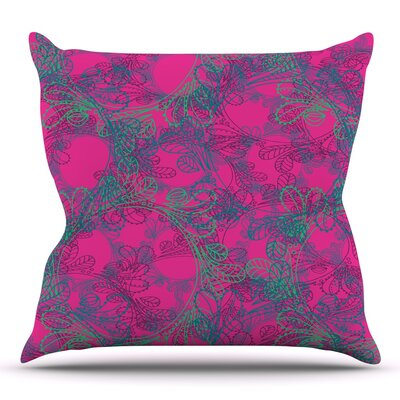 Jaipur by Patternmuse 20 Throw Pillow