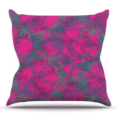 Jaipur by Patternmuse 26 Throw Pillow