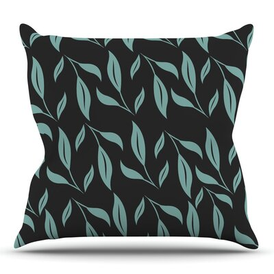 Unnamed by Louise Throw Pillow Size: 18 H x 18 W