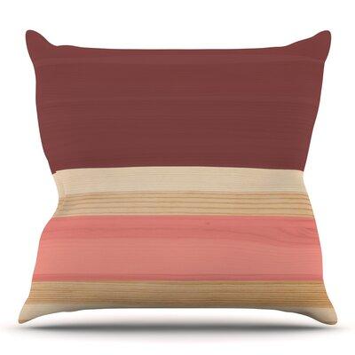 Spring Swatch 16 Throw Pillow