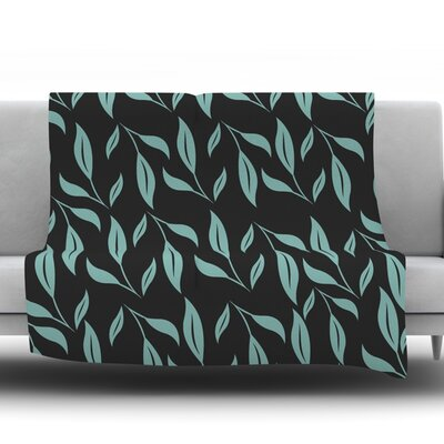 Unnamed by Louise Fleece Blanket Size: 80 L x 60 W