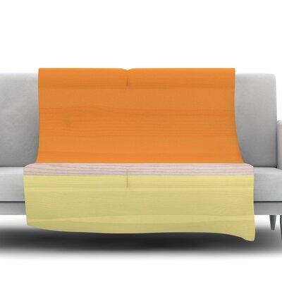 Spring Swatch 30 Fleece Blanket