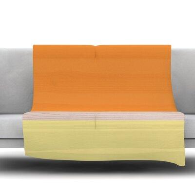 Spring Swatch 60 Fleece Blanket