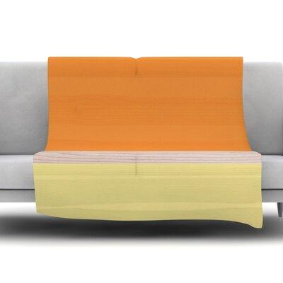 Spring Swatch 80 Fleece Blanket
