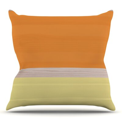 Spring Swatch 16 Throw Pillow