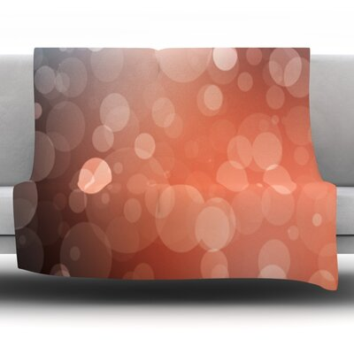 Sunset Fleece Blanket Size: 40 L x 30 W