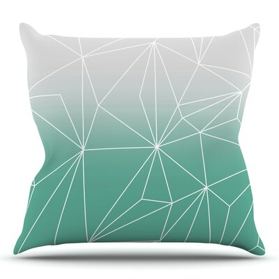 Simplicity by Mareike Boehmer Throw Pillow Size: 20 H x 20 W