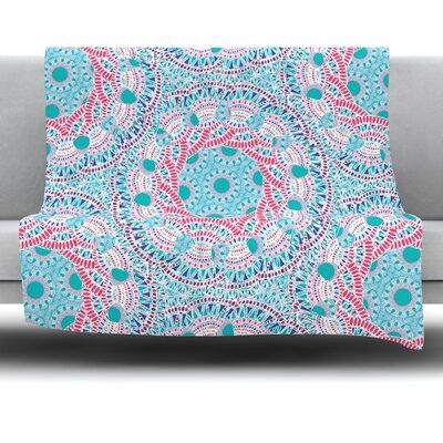 Prismatic by Miranda Mol 30 Fleece Blanket