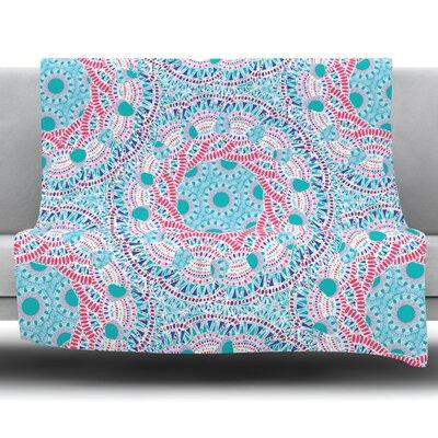 Prismatic by Miranda Mol 60 Fleece Blanket