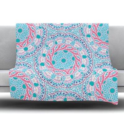 Prismatic by Miranda Mol 80 Fleece Blanket