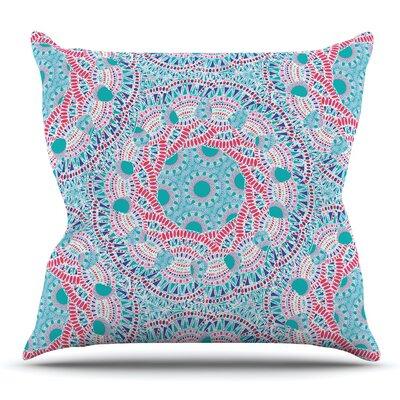 Prismatic by Miranda Mol 16 Throw Pillow