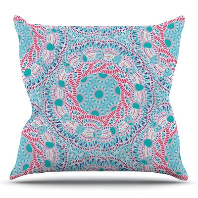 Prismatic by Miranda Mol 18 Throw Pillow