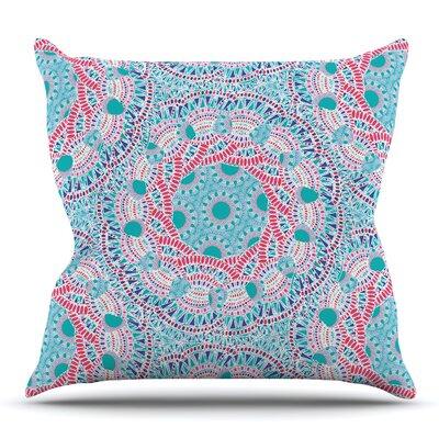 Prismatic by Miranda Mol 26 Throw Pillow