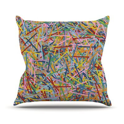 More Sprinkles Outdoor Throw Pillow