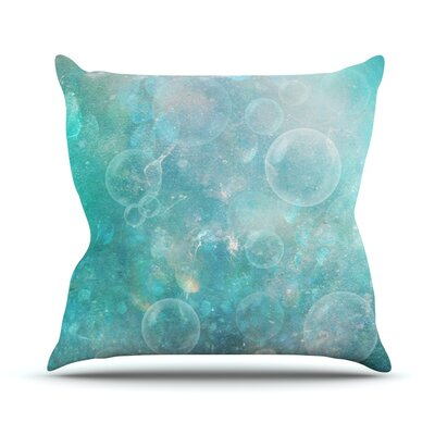 Happily Ever After Outdoor Throw Pillow