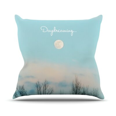 Day Dreaming Outdoor Throw Pillow