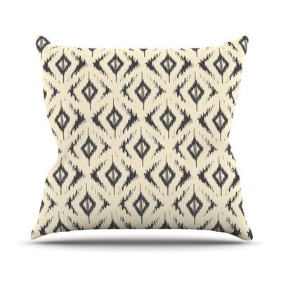 Moonrise Diaikat Outdoor Throw Pillow