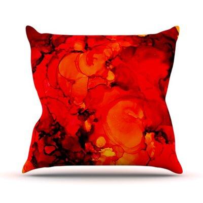 Chica Outdoor Throw Pillow