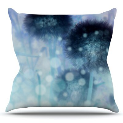 Day Dreamer by Alison Coxon Outdoor Throw Pillow
