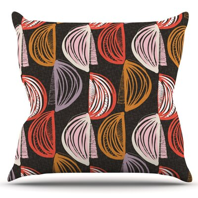 Jerome by Gill Eggleston Outdoor Throw Pillow