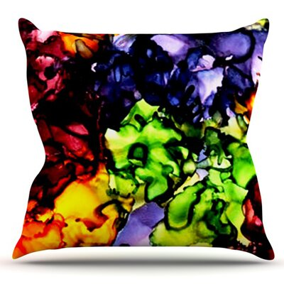 Teachers Pet by Claire Day Outdoor Throw Pillow