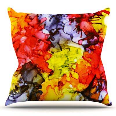 Southern Comfort by Claire Day Outdoor Throw Pillow