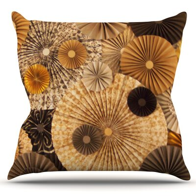 Grounded by Heidi Jennings Outdoor Throw Pillow