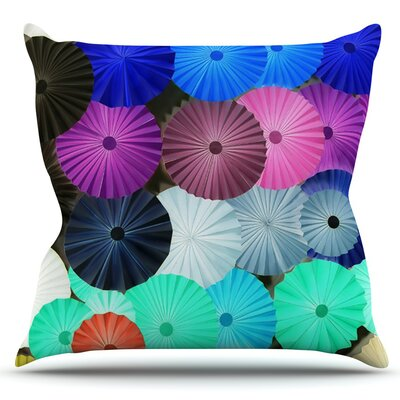 Graceful by Heidi Jennings Outdoor Throw Pillow
