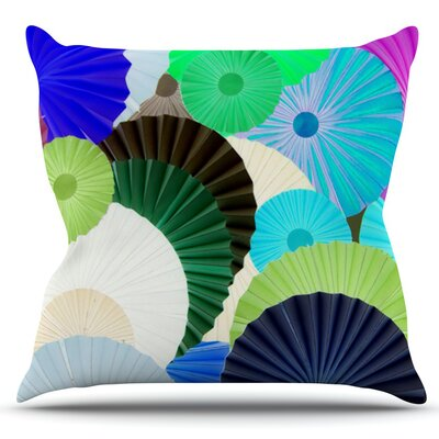 Wonderland by Heidi Jennings Outdoor Throw Pillow