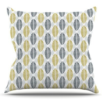 Seaport by Julie Hamilton Outdoor Throw Pillow
