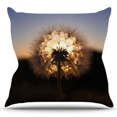 Glow by Skye Zambrana Outdoor Throw Pillow