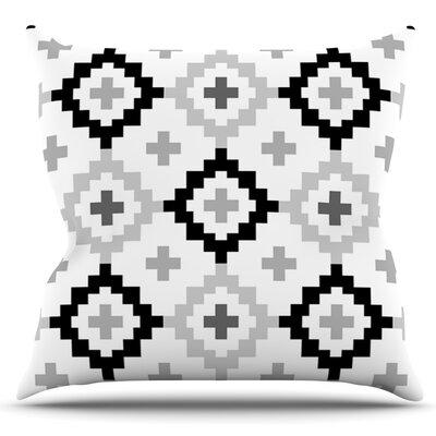 Moroccan by Pellerina Design Outdoor Throw Pillow