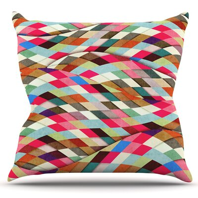 Adored by Danny Ivan Outdoor Throw Pillow