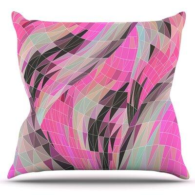 La Verite by Danny Ivan Outdoor Throw Pillow
