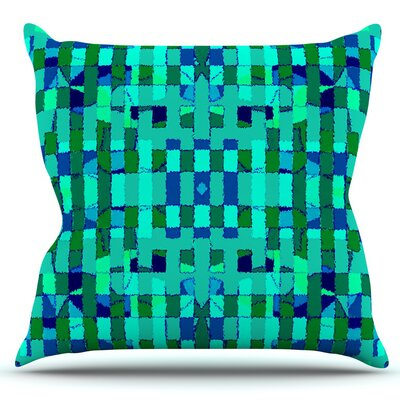 Verdiga by Nina May Outdoor Throw Pillow