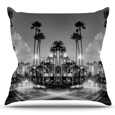 X Marks the Spot by Richard Casillas Outdoor Throw Pillow