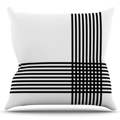 Krizanje by Trebam Outdoor Throw Pillow