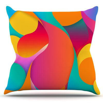 Still Life by Danny Ivan Outdoor Throw Pillow