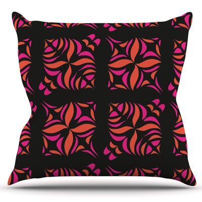 Tile by Miranda Mol Outdoor Throw Pillow
