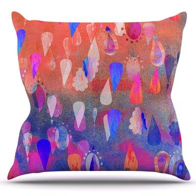 Bindi Dreaming by Nikki Strange Outdoor Throw Pillow