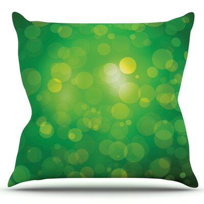 Radioactive Outdoor Throw Pillow